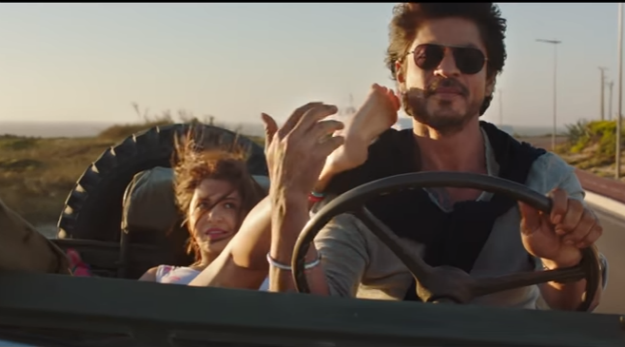 SRK & Anushka Take You On A Romantic Ride Across Europe in Jab Harry Met Sejal's New Song Hawayein