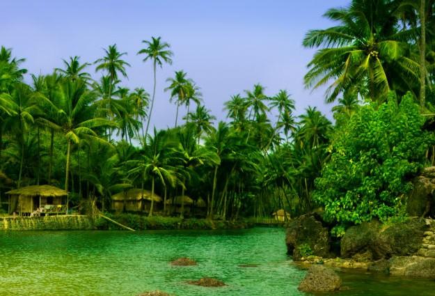 Goa in August