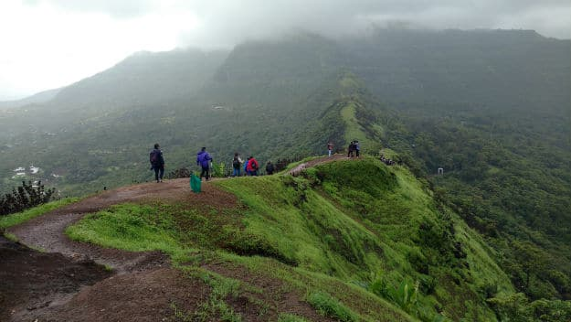 Monsoon Treks Near Mumbai: How To Reach Tikona aka Vitangad Hill Fort in Maharashtra