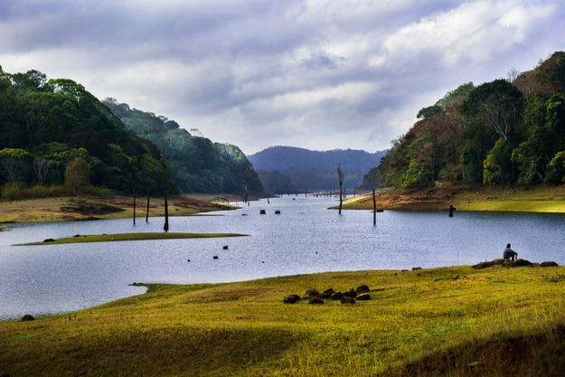 periyar national park, thekkady
