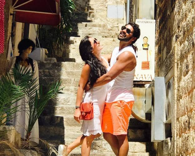 Shabir Ahluwalia and Kanchi Kaul Are Living Up Their Game of Thrones Fantasy in Croatia! VIEW PICS