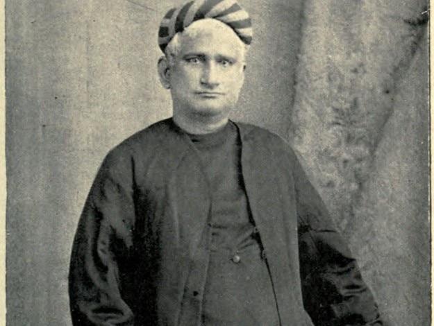 Bankim Chandra Chattopadhyay, Photograph courtesy: Wikimedia Commons