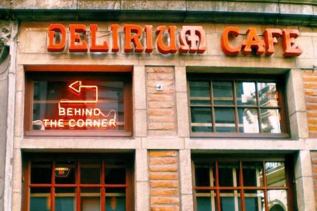 Delirium Cafe, Brussels, Belgium