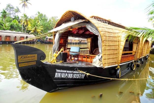 Eco Trails Houseboats, Photograph Courtesy: Facebook