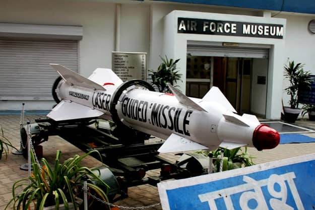 Entrance to Indian Air Force Museum, Palam, New Delhi, Photograph Courtesy: Rahul buddala/Wikimedia Commons
