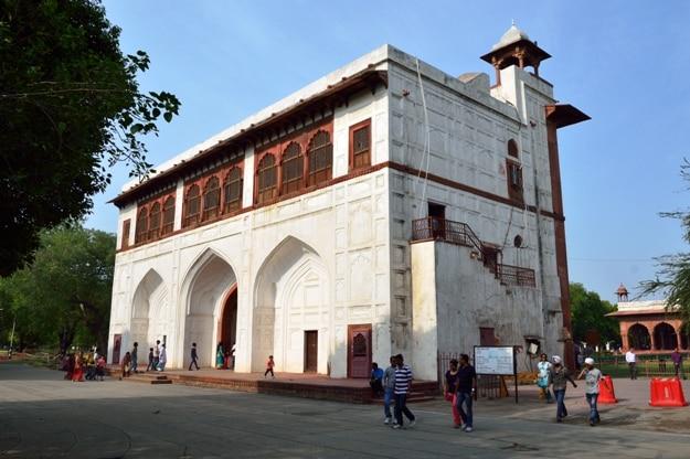 Naubat Khana, Red Fort, Photograph Courtesy: Biswarup Ganguly/Wikimedia Commons