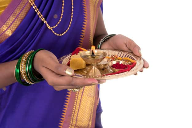 Raksha Bandhan -  traditional attire
