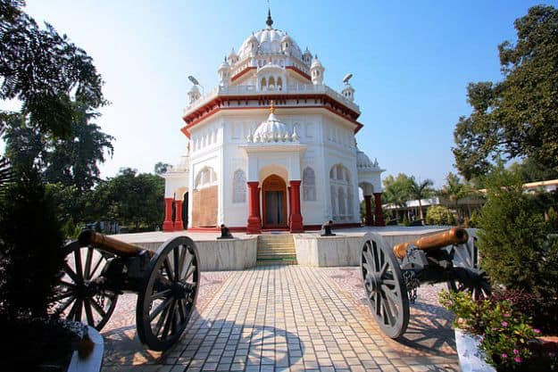Saragarhi Memorial Gurudwara in Ferozepur, Photograph courtesy: RameshSharma1/Creative Commons