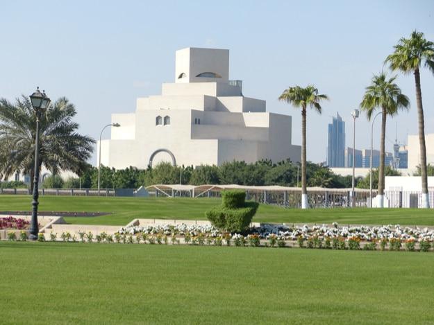 Doha's Museum of Islamic Arts