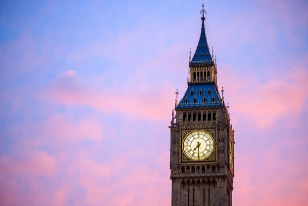 London's Big Ben Chimes for Final Time Before Going Silent for 4 Years