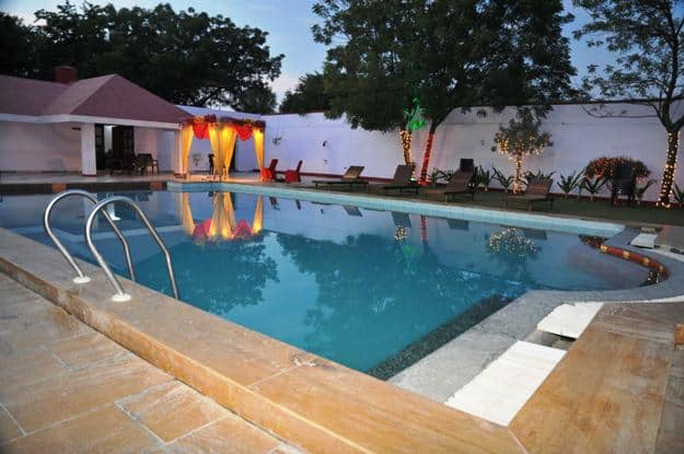 Woods Villa Resort, Jaipur, Photograph Courtesy: Facebook