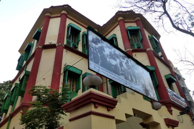 Netaji Bhawan in Kolkata, Photograph Courtesy: Paul Hamilton/Creative Commons