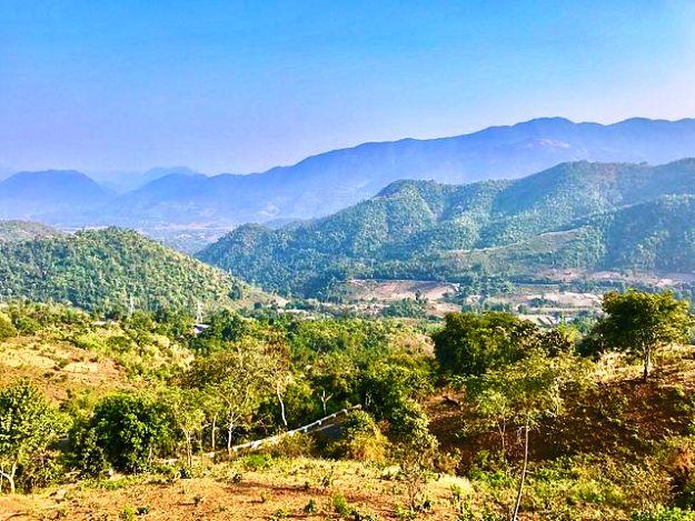 Anantagiri Hills in Araku Valley, Photograph courtesy: Wikimedia Commons