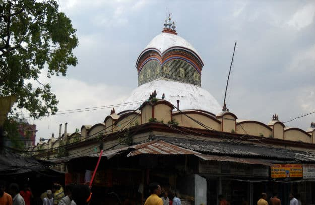 Kalighat temple - Sankarrukku/Wikimedia Commons