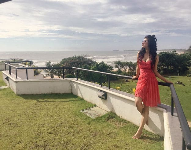 New Hot Photos of Mouni Roy from her Sri Lankan Vacation will Make You Go WOW!