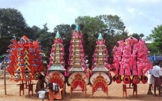 Onam Athachamayam - Sivavkm/Wikimedia Commons