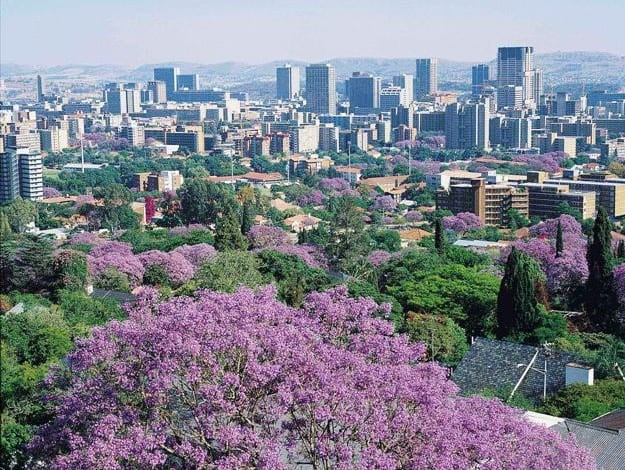 The City of Tshwane, Photograph courtesy: South African Tourism