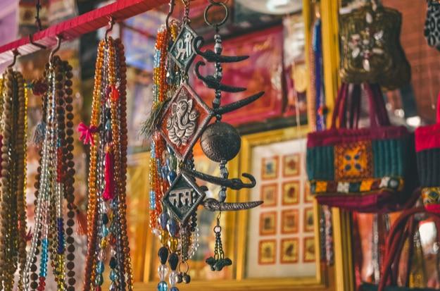 Bhuj Traditional Accessories Market, Gujarat