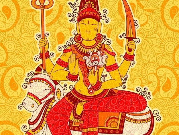 Shailaputri Durga