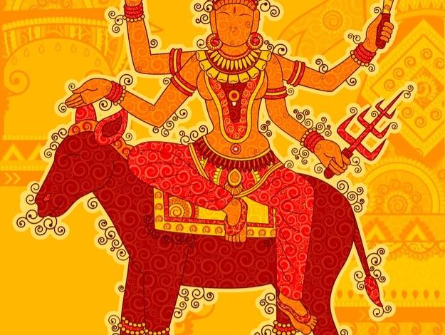 Kaalratri Durga