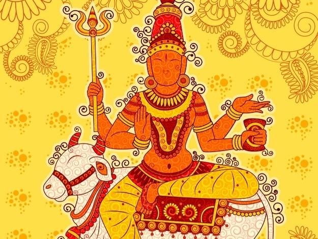 Maha Gauri Durga