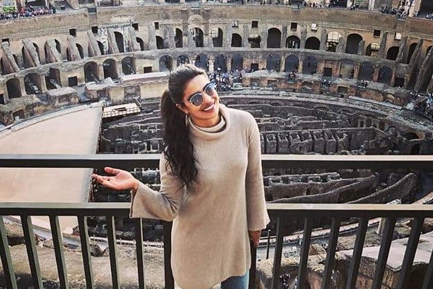 Priyanka Chopra's Little Italian Vacation Before Work is 'Paradiso'