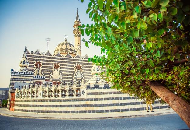 Abu Darweesh Mosque in Amman, Jordan