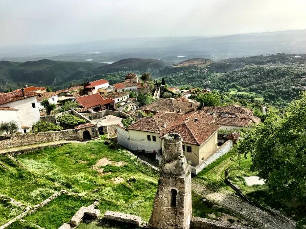 Albania castle