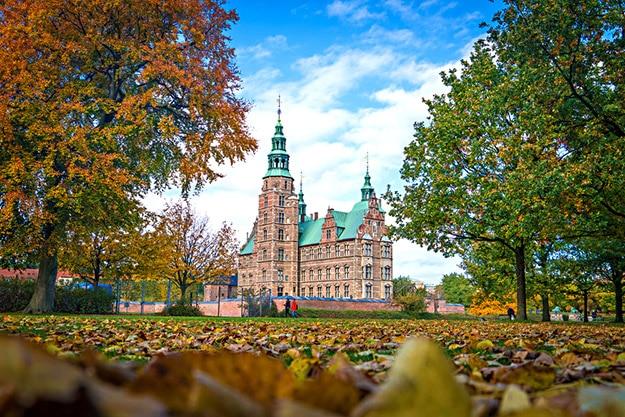 Autumn Denmark