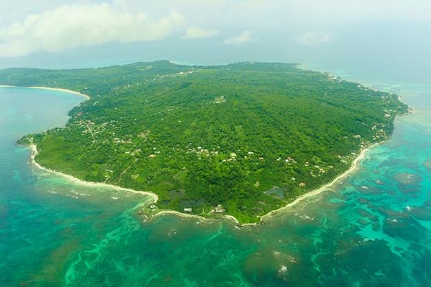 Big Corn Island in Nicaragua