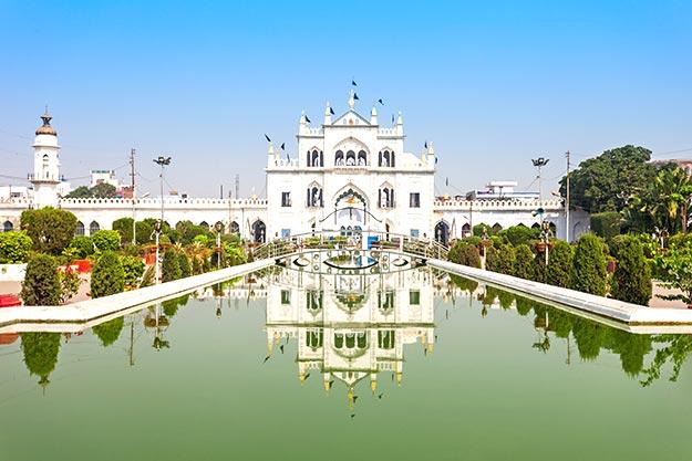Chota Imambara in Lucknow