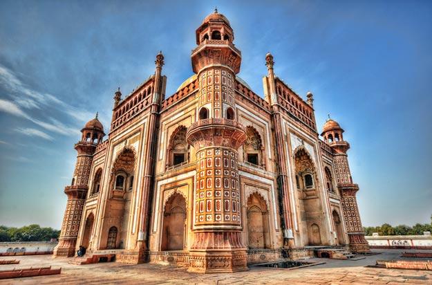 Delhi - Safdarjung tomb