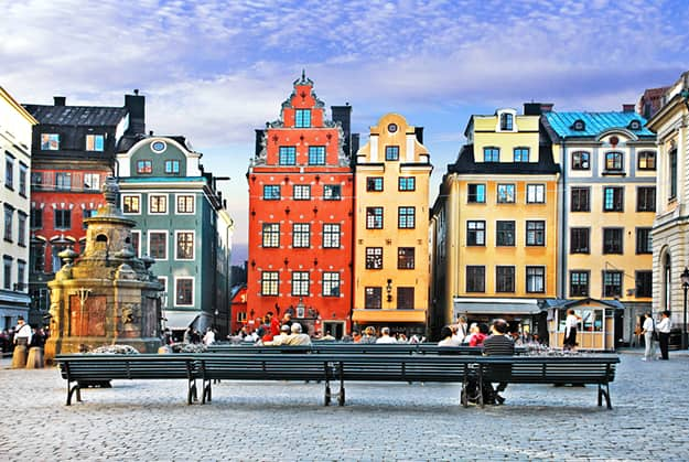 Gothenberg in Sweden