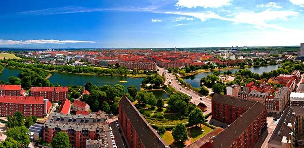 Helsingor view