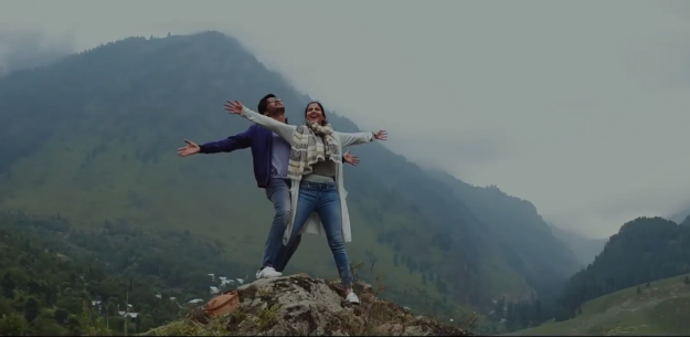 Jammu and Kashmir Tourism Ad