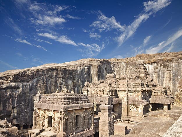 Kailas temple