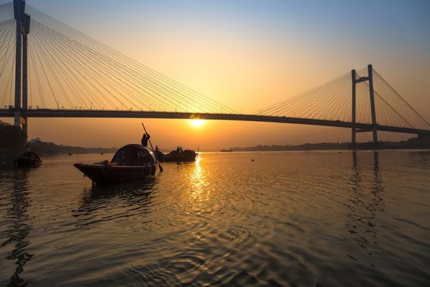 Kolkata - Vidyasagar bridge