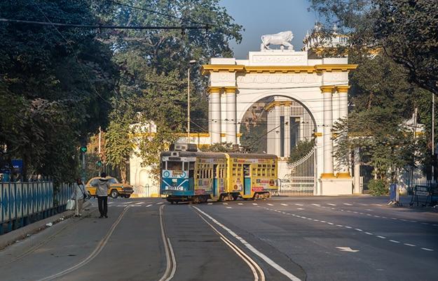 Kolkata - tram