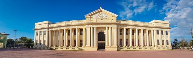 Nicaragua - National Palace CUltural Museum