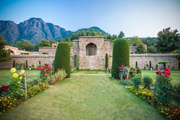 Pari Mahal or The Fairies Abode is a seven terraced garden in Srinagar