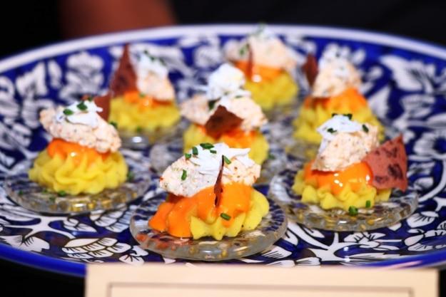 A Peruvian delicacy