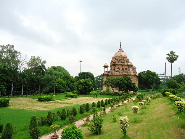 Sadat garden