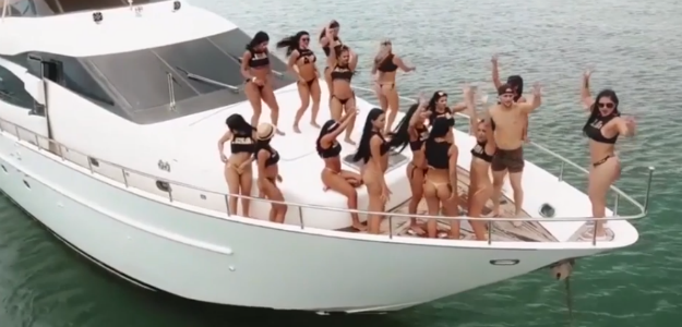 Unlimited Sex Vacation with 60 Prostitutes Offered on Island in Colombia Faces Stringent Opposition