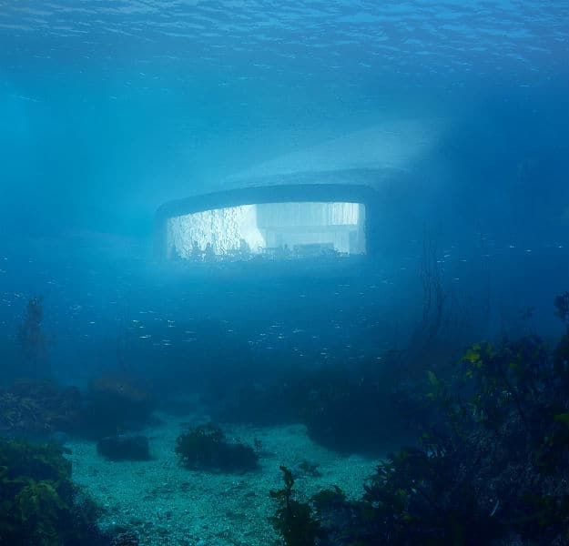 Europe's First Underwater Restaurant is Coming Up in Norway and We Can't Keep Calm!