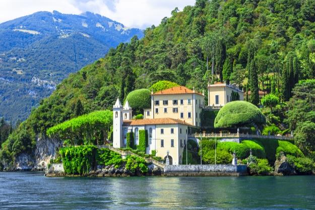 Lago di Como, Villa del Balbianello