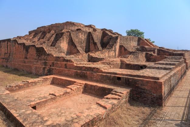 Angulimal Stupa, Shravasti, Uttar Pradesh