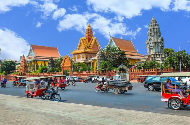 Photos of Phnom Penh in Cambodia That Will Make You Lust for the Capital City