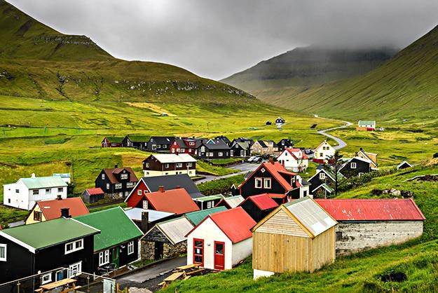 Village Denmark