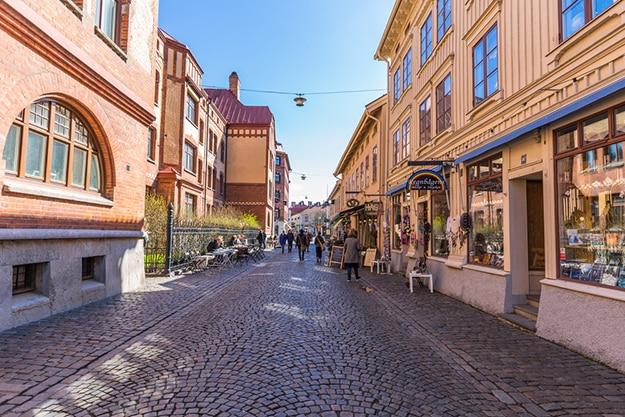 Sweden Gothenberg