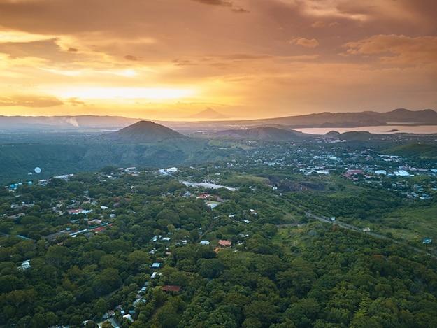 Managua in Nicaragua
